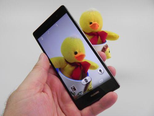 Cum fotografiaza Huawei Ascend P7