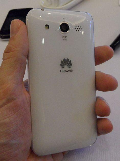 Huawei Glory, telefonul cu procesor de 1.4 GHz și preț sub 300 de dolari