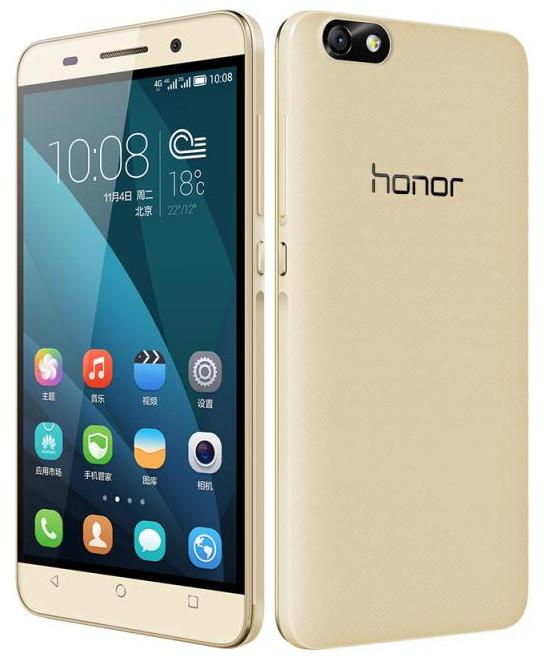Huawei Honor 4X anunțat oficial, vine cu ecran de 5.5 inch și butoane de Android Lollipop
