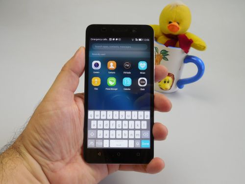Tastatura lui Huawei Honor 4X