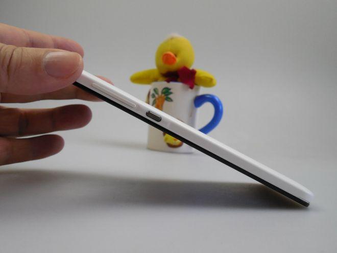 Huawei Honor 4X fotografiat din lateral