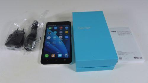 Huawei Honor 4X Unboxing - Continutul cutiei