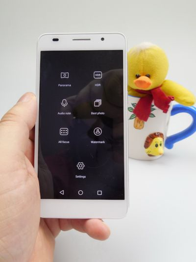 Camera lui Huawei Honor 6