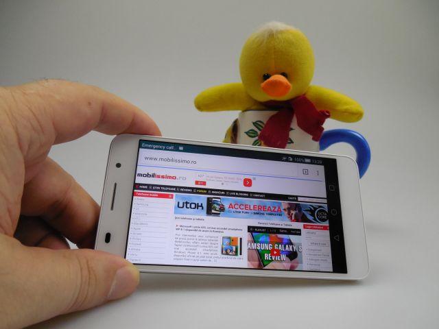 Tastatura lui Huawei Honor 6
