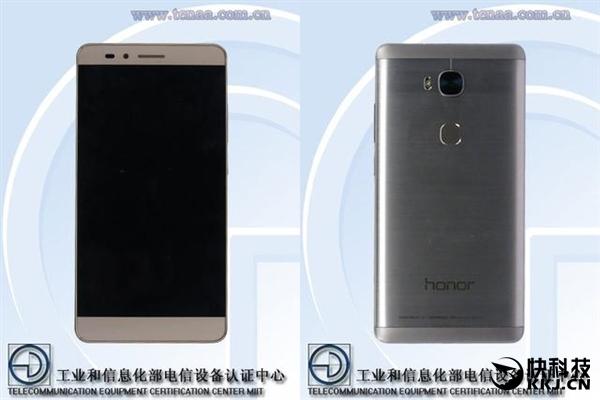 Huawei Honor 5X certificat de TENAA