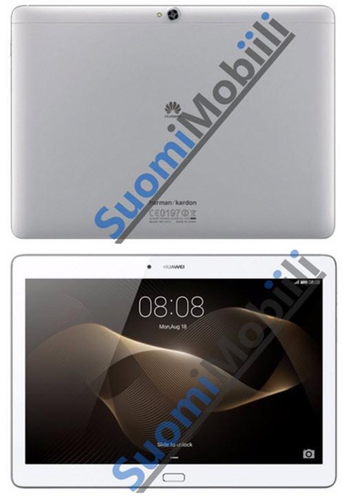 CES 2016: Tableta Huawei MediaPad M2 ajunge pe web cu puţin înainte de lansare; Are o diagonală de 10 inch, preţ de pornire de 349 euro