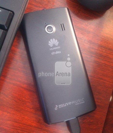 Huawei M660 - spate