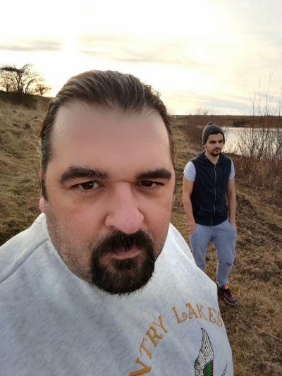 Selfie Huawei Mate 8