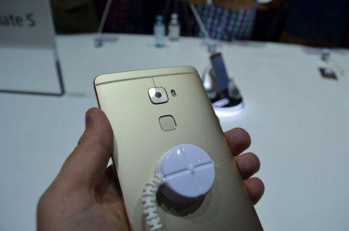 Huawei Mate S privit din spate