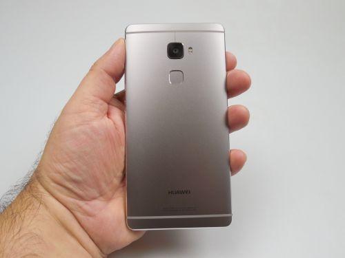 Huawei Mate S din spate