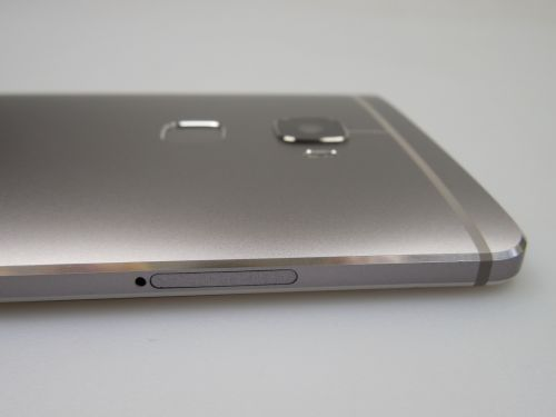 Huawei Mate S din lateral