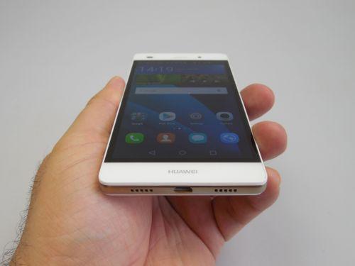 Difuzoarele lui Huawei P8 Lite