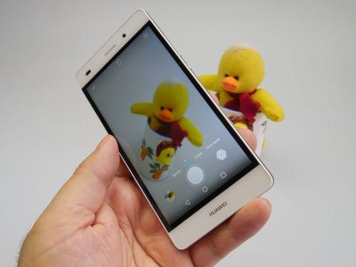 Camera lui Huawei P8 Lite