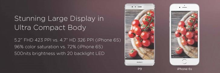Huawei P9 anunţat oficial: vine cu camera duala de 12 MP cu tehnologie Leica, procesor Kirin 955