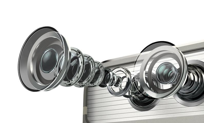 Huawei P9 cu optica Leica