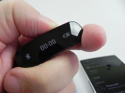 Huawei Talkband B1 unboxing