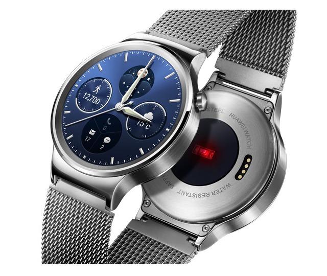 IFA 2015: Huawei Watch confirmat pentru lansarea în SUA şi Europa, vine cu Android Wear, design metalic elegant