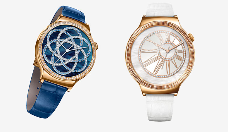 Huawei Watch Elegant si Huawei Watch Jewel