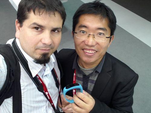 Ne-am împrietenit cu un oficial Huawei la MWC 2014