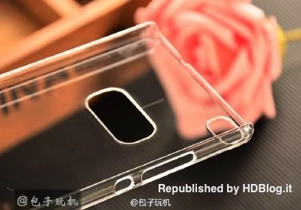 O presupusă husă destinată lui Huawei P8 apare în imagini live