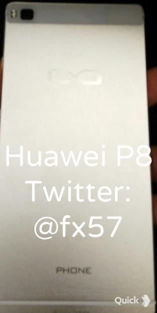 Un presupus Huawei P8 scăpa pe web În imagini și specificații, prin intermediul unei surse din Turcia