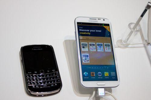 Samsung Galaxy Note II IFA 2012