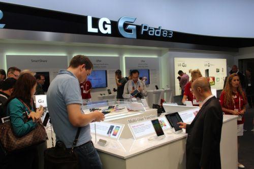 IFA 2013 LG
