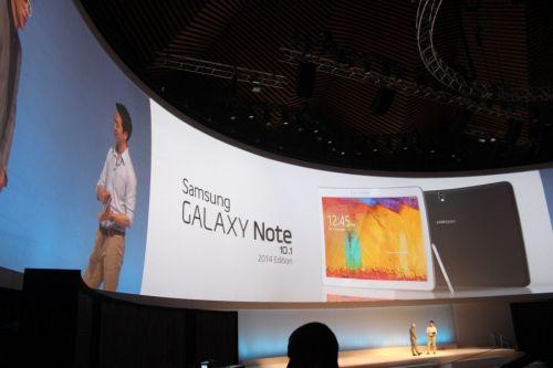 Samsung GALAXY Note 10.1 În ediția pe 2014
