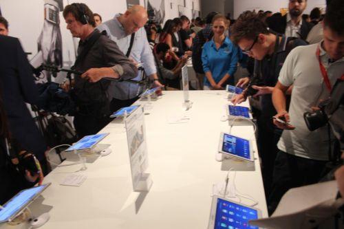 IFA 2013: Prima zi la Berlin și impresiile formate de #SamsungUnpacked