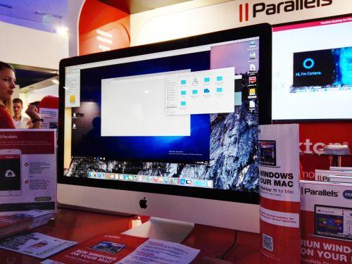Windows poate fi rulat pe Mac