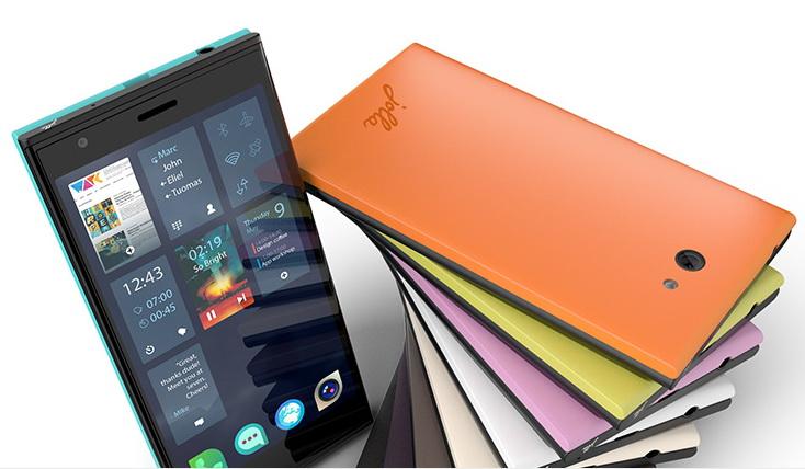 Primul telefon Jolla se va lansa pe 27 noiembrie