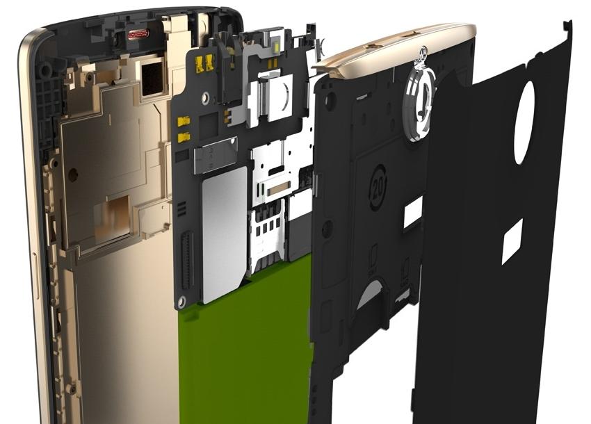 KingZone Z1, smartphone ieftin și atractiv cu senzor de amprente și preț de doar 180$