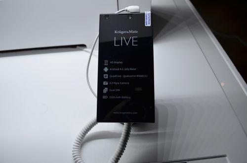 Krüger&Matz Live 2 LTE