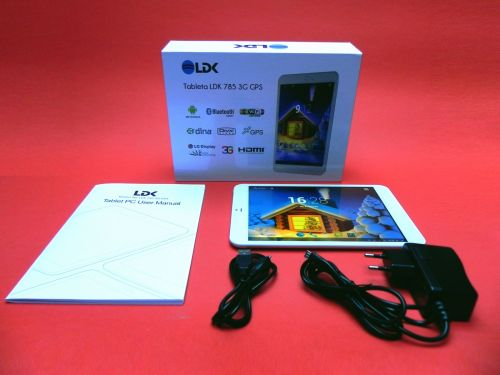 LDK 785 3G unboxing, specificatii si pret