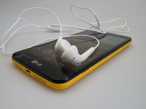 LG AKA pe partea audio