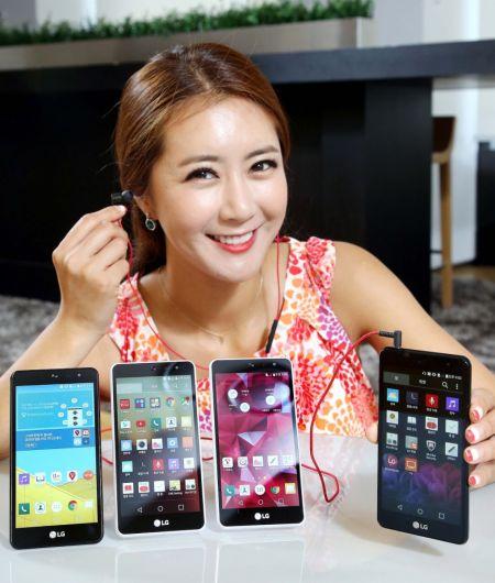 LG anunţă smartphone-ul midrange Band Play, cu preţ de 356 dolari şi difuzoare de 1 W