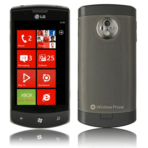 LG Optimus 7, primul telefon Windows Phone 7 din Romania