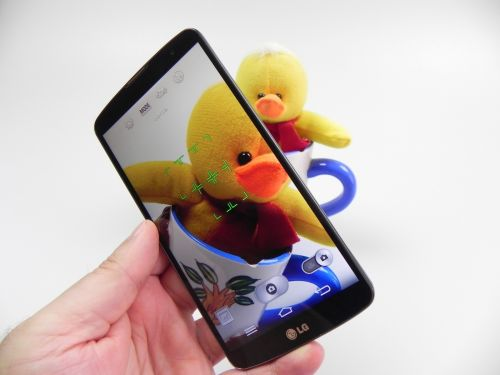 Camera lui LG G Pro 2