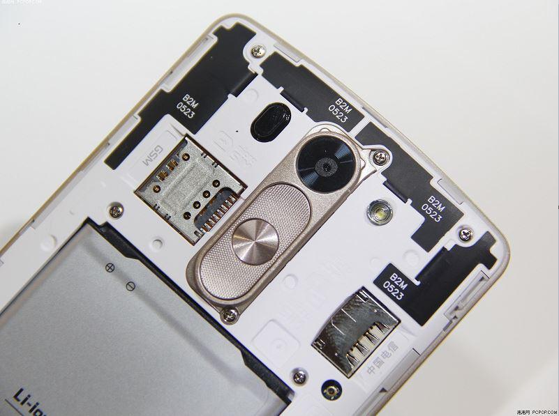 LG G3 Mini (Beat) apare Într-o serie de fotografii live alături de modelul LG G3; acesta va dispune de un display HD de 5 inch și o cameră de 8 megapixeli