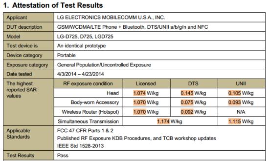LG G3 Beat (Mini) primește certificare din partea FCC; anunțul oficial urmează a fi făcut În următoarea perioadă