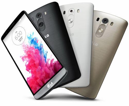 LG G3 lansat oficial