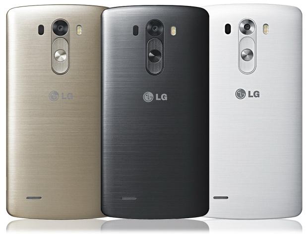 LG G3 - Back