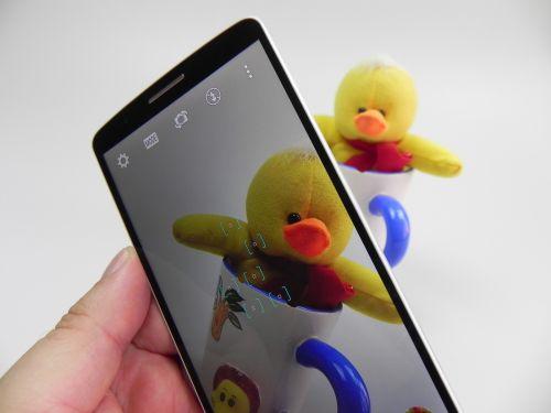 Camera lui LG G3