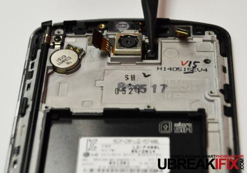 LG G3 disecat imediat după lansare, se dovedește a fi ușor de reparat