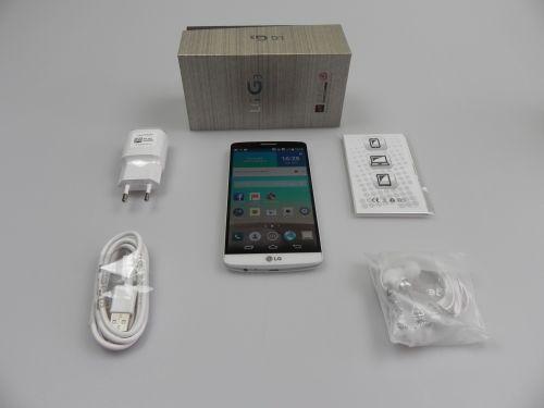 LG G3 unboxing: scoatem din cutie un posibil campion al acestui an, primul telefon QHD pe care Îl testăm (Video)
