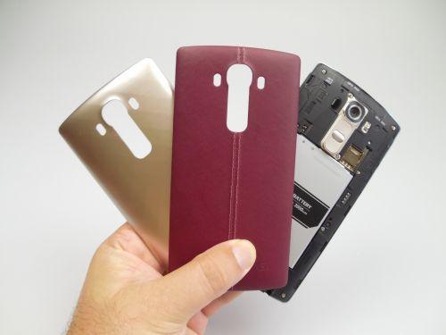 Designul lui LG G4