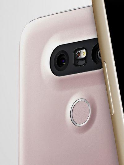 Camera lui LG G5