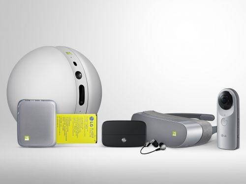 Accesorii modulare LG G5 (gadgeturi LG G5)