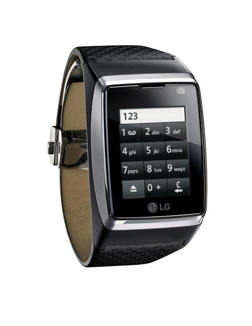 LG GD910, ceasul telefon cu ecran touch, prin Orange Romania!