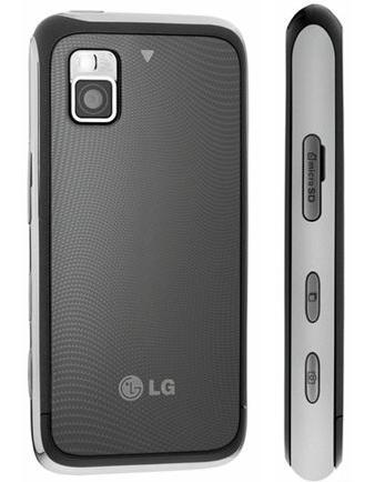 Vodafone anunta telefonul LG GM750